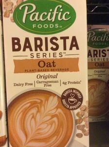 Milk Oat Pacific Foods